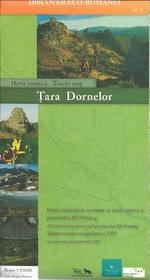 Tara Dornelor : Tourist map 1:53 000