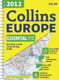 2012 Collins Europe Essential Road Atlas (International Road Atlases)