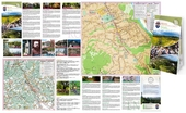 Breaza - Tourist Map of the city and surroundings
