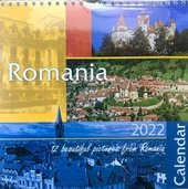 Rumänienkalender 2022 - 12 beautiful pictures from Romania