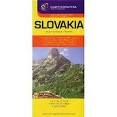 Slovakia (Country Map)