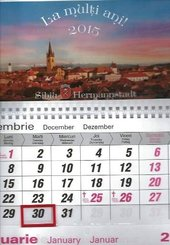 Office-Kalender Sibiu/Hermannstadt 2015