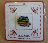 Insigna / Pin Romania MB108