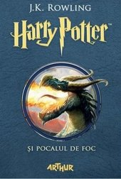 Harry Potter si Pocalul de Foc, vol. 4