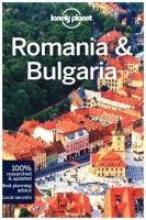 Lonely Planet Romania & Bulgaria Guide