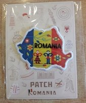 Ecuson Textil Romania MB137 / Patch Romania