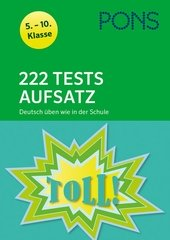 PONS 222 Tests Aufsatz.