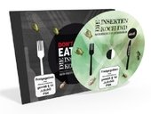 Don't Cry, Eat it - Die Insekten Koch-DVD, 1 DVD