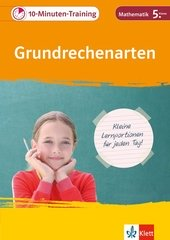 10-Minuten-Training Grundrechenarten