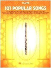 101 Popular Songs -For Flute-