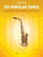 101 Popular Songs -For Alto Saxophone-
