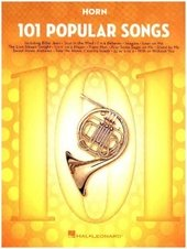 101 Popular Songs -For Horn-