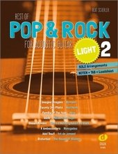 Best of Pop&Rock for Acoustic Guitar light. Vol.2