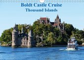 Boldt Castle Cruise Thousand Islands (Wall Calendar 2019 DIN A4 Landscape)