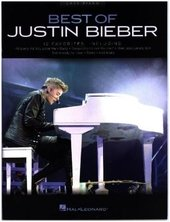 Best Of Justin Bieber, For Easy Piano