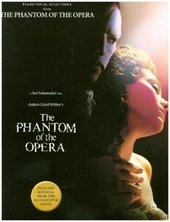 The Phantom Of The Opera Movie Selections For Piano&Voice
