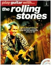 Play Guitar With... The Rolling Stones, w. Audio-CD
