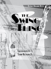 The Swing Thing, Stimme Tenorblockflöte 2