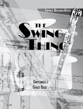 The Swing Thing, Stimme Blockflöten-Großbass