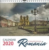 Rumänienkalender 2021 - 12 beautiful pictures from Romania