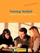 Training TestDaF; Teil: [Hauptw.] = Trainingsbuch.