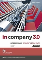 In Company 3.0 Intermediate Level Student's Book Pack