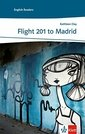 Flight 201 to Madrid.